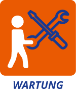 Icon-Wartung